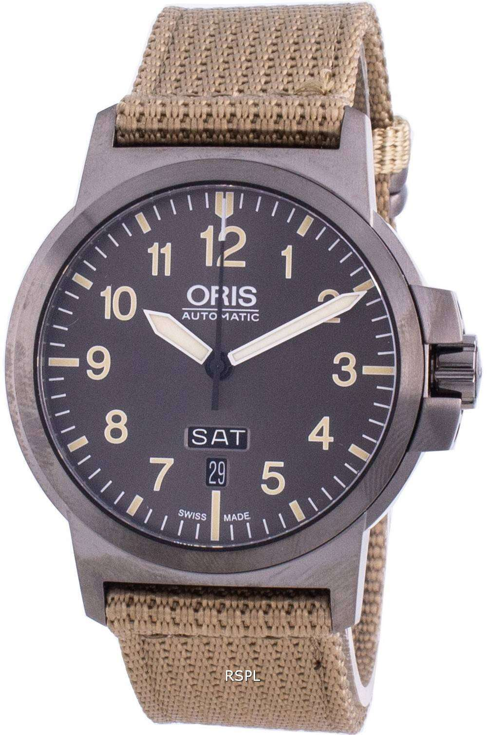 Oris BC3 01-735-7641-4263-07-5-22-22G Automatic Men's Watch