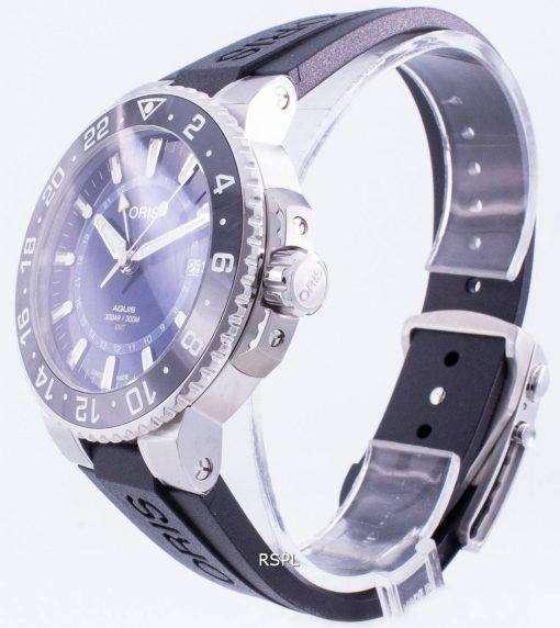 Oris Aquis Date 01-798-7754-4135-07-4-24-64EB Automatic 300M Men's Watch