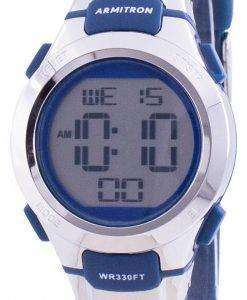 Armitron Sport 457012NVSV Quartz Women's Watch
