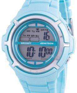 Armitron Sport 457045TLGD Quartz Dual Time Women's Watch