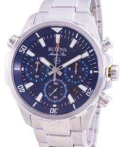 Bulova Marine Star 96B256 Quartz Chronograph Men's Watch
