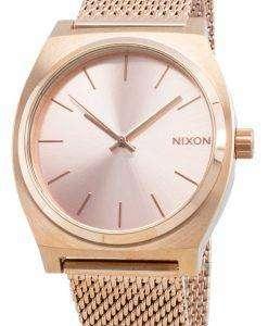 Nixon The Time Teller Milanese A1187-897-00 Quartz Women's Watch