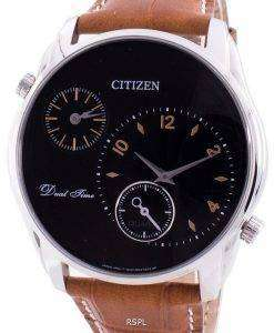Citizen Dual Time AO3030-08E Quartz Men's Watch