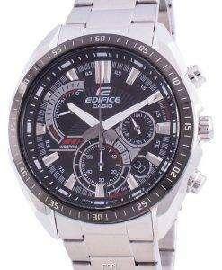 Casio Edifice EFR-570DB-1AV Quartz Chronograph Men's Watch