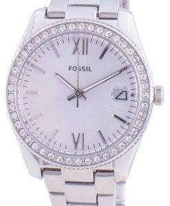 Fossil Scarlette ES4317 Quartz Diamond Accents Women's Watch