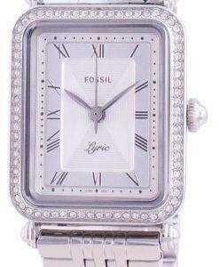 Fossil Lyric ES4721 Quartz Diamond Accents Women's Watch