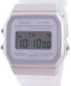 Casio Youth F-91WS-7 Quartz Women's Watch