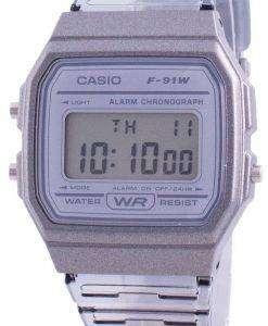 Casio Youth F-91WS-8 Quartz Women's Watch
