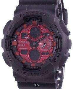 Casio G-Shock GA-140AR-1A Quartz Shock Resistant 200M Men's Watch