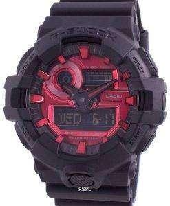 Casio G Shock GA-700AR-1A Quartz Shock Resistant 200M Men's Watch