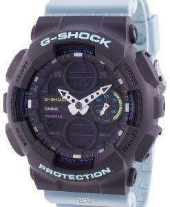 Casio G-Shock GMA-S140-2A Quartz World Time 200M Men's Watch