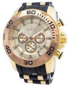 Invicta Pro Diver SCUBA 22342 Chronograph Quartz Men's Watch