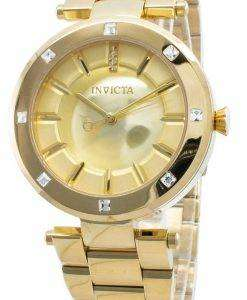 Invicta Angel 23728 Diamond Accents Quartz Women's Watch