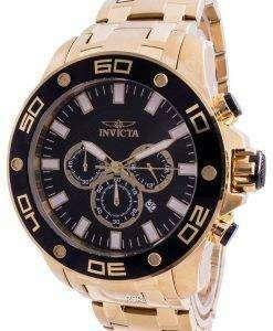 Invicta Pro Diver SCUBA 26076 Quartz Chronograph Men's Watch