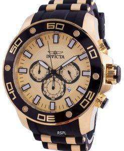 Invicta Pro Diver SCUBA 26088 Quartz Chronograph Men's Watch