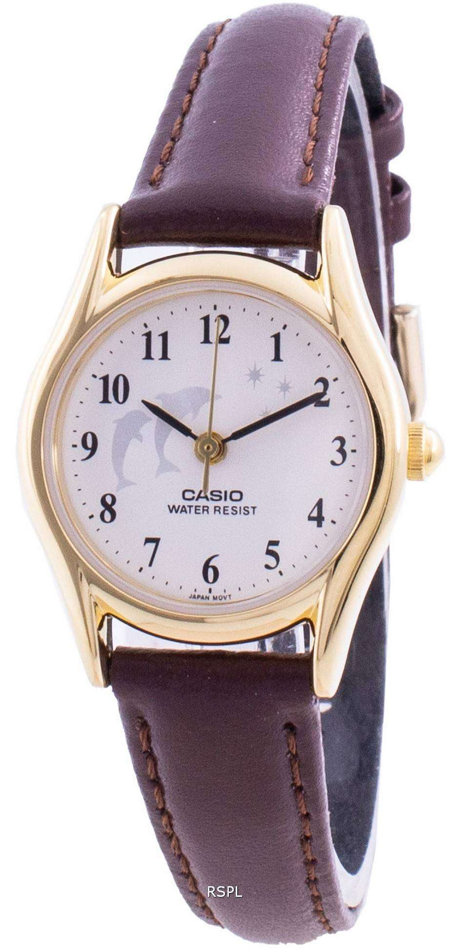 Casio LTP-1094Q-7B9 Quartz Women's Watch