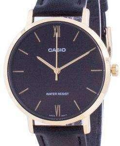 Casio Enticer LTP-VT01GL-1B Quartz Women's Watch