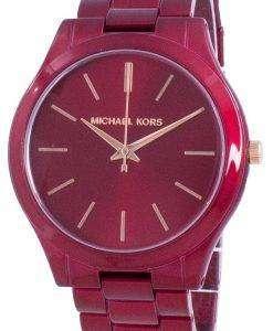 Michael Kors Slim Runway MK3895 Quartz Unisex Watch
