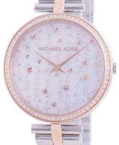 Michael Kors Maci MK4452 Quartz Diamond Accents Women's Watch