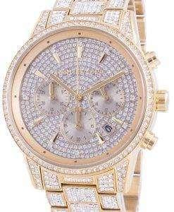 Michael Kors Ritz MK6747 Quartz Diamond Accents Women's Watch