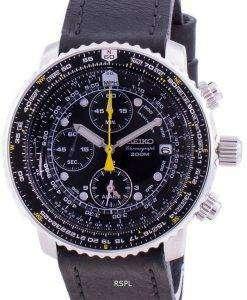 Seiko Pilot's Flight SNA411P1-VAR-LS8 Quartz Chronograph 200M Men's Watch