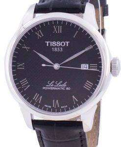 Tissot Le Locle Powermatic 80 T006.407.16.053.00 T0064071605300 Automatic Men's Watch