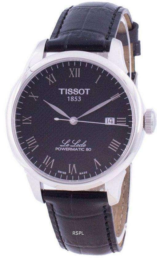 Tissot Le Locle Powermatic 80 T006.407.16.053.00 T0064071605300 Automatic Men's Watch