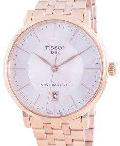 Tissot T-Classic Carson Premium T122.407.33.031.00 T1224073303100 Automatic Men's Watch