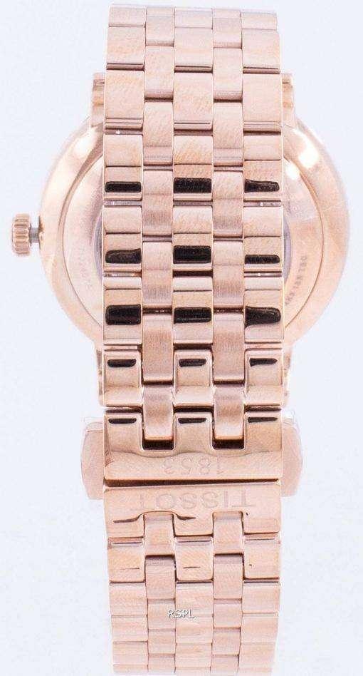 Tissot T-Classic Carson Premium T122.407.33.031.00 T1224073303100 Automatic Men's Watch