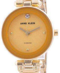 Anne Klein 1980MGGB Quartz Diamond Accents Women's Watch