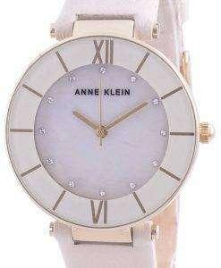 Anne Klein Swarovski Crystal Accented 3272GPCR Quartz Women's Watch