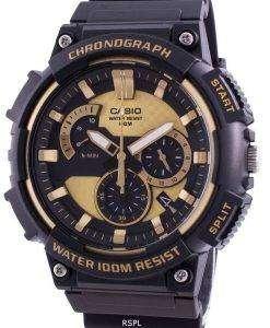 Casio Youth MCW-200H-9AV Quartz Chronograph 100M Men's Watch