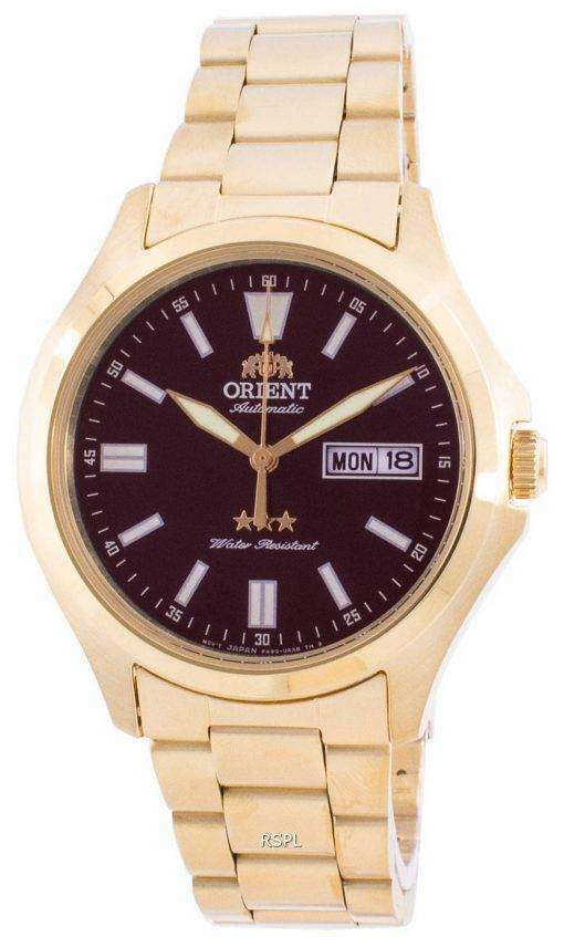 Orient Three Star Automatic RA-AB0F04R19A Men's Watch