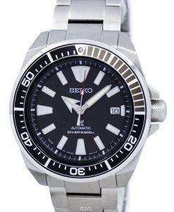 Refurbished Seiko Prospex Samurai SRPB49 SRPB49J1 SRPB49J Japan Made Divers 200M Men's Watch
