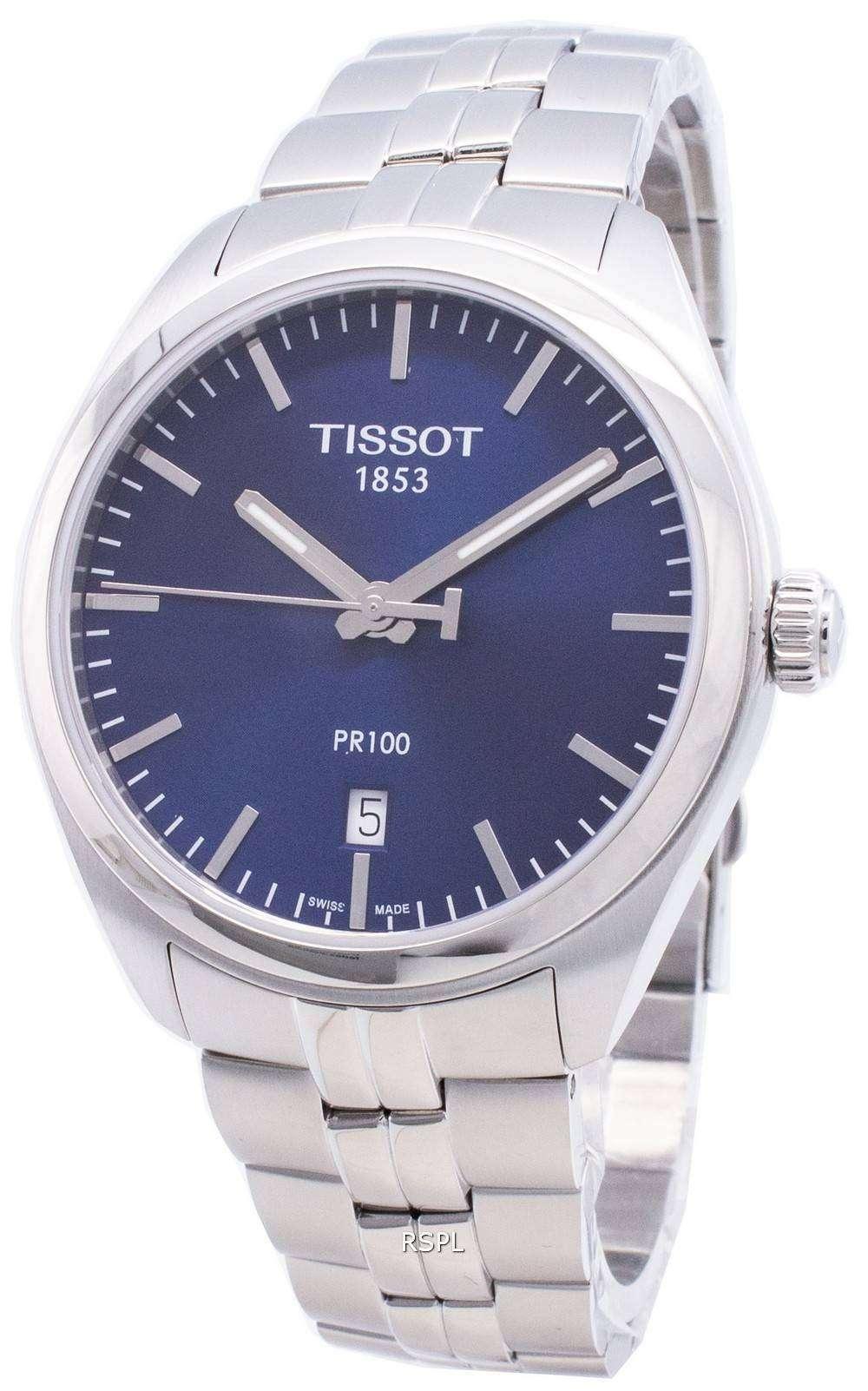 Tissot T-Classic PR100 T101.410.11.041.00 T1014101104100 Quartz Men's Watch
