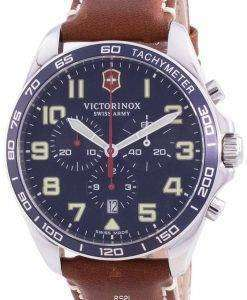 Victorinox Swiss Army Fieldforce 241854 Quartz Chronograph 100M Men's Watch