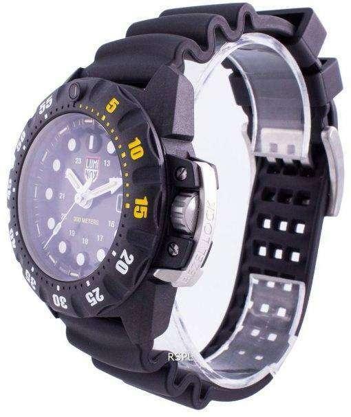 Luminox Scott Cassell Deep Dive XS.1555 Quartz 300M Men's Watch