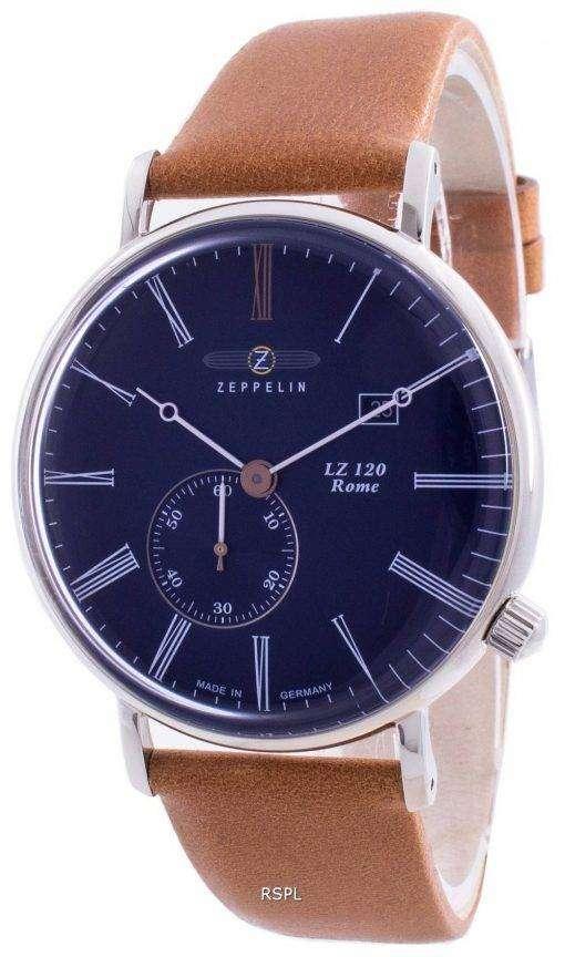 Zeppelin LZ120 Rome 7134-3 71343 Quartz Men's Watch