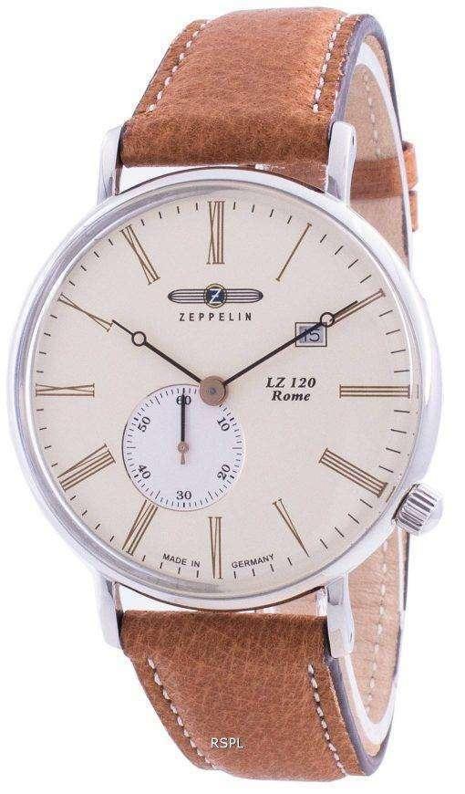 Zeppelin LZ120 Rome 7134-5 71345 Quartz Men's Watch