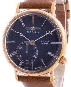 Zeppelin LZ120 Rome 7137-3 71373 Quartz Men's Watch
