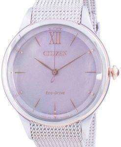 Citizen Eco-Drive EM0816-88Y Women's Watch