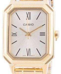 Casio Analog Quartz LTP-E168G-9B LTPE168G-9B Women's Watch
