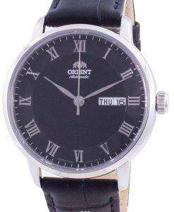 Orient Classic Black Dial Automatic RA-AA0A05B0BD 100M Men's Watch