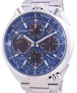 Citizen Promaster Tsuno Eco-Drive Tachymeter AV0070-57L 200M Men's Watch