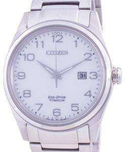 Citizen Eco-Drive Super Titanium BM7360-82A 100M Men's Watch