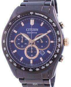 Citizen Eco-Drive Tachymeter CA4458-88L 100M Men's Watch