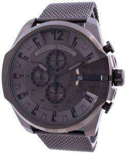 Diesel Mega Chief Chronograph Quartz DZ4527 100M Mens Watch