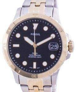 Fossil FB-01 Black Dial Quartz ES4745 100M Women's Watch