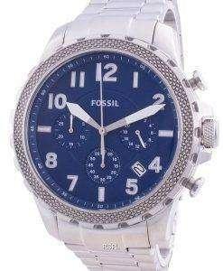 Fossil Bowman Chronograph Quartz FS5604 Mens Watch