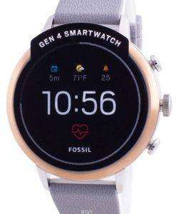 Fossil Venture HR Gen 4 FTW6016 Grey Womens Smartwatch